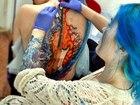 Свежее фото  Сеанс художественной татуировки 40022319 в Екатеринбурге