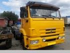 Смотреть фотографию Бескапотный тягач Седельный тягач КАМАЗ 65116 N3, 2011 г.в. 40056928 в Екатеринбурге