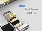 Увидеть изображение  Магнитный кабель - зарядка для iPhone и Samsung 45417188 в Москве