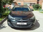 Opel Astra 1.6МТ, 2013, 80000км
