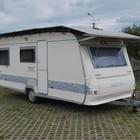 ADRIA 5106DU Прицеп дача, трейлер-автодом, караван, Каркасная алюминиевая палатк
