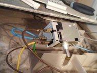 замена терморегулятора в фото