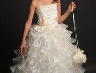 Нарядные платья для девочек, Прокат, Продажа Компания VIVA предлагает услуги по