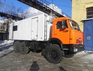Вахтовый автобус КАМАЗ грузопассажирский - Грузопассажирский автомобиль на 16 ме