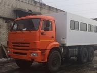 Вахтовый автобус Камаз 43118 с доставкой Екатеринбург В наличии вахтовый автобус
