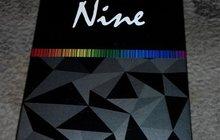Часы Nine white
