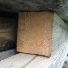 Деревянный брус 9,5метра