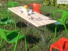 Уникальное фото Строительные материалы Скамейки и столики для дачи Ершов 38395721 в Ершове