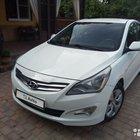 Hyundai Solaris 1.4МТ, 2014, 105000км