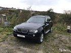 BMW X3 3.0AT, 2007, 165000км