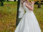 Foto в Одежда и обувь, аксессуары Свадебные платья Продам свадебное платье Агнесса от Дома свадебной в Гатчине 22500
