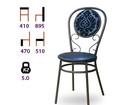 Фото в Мебель и интерьер Производство мебели на заказ Предлагаем классические стулья на металлокаркасе в Гатчине 0