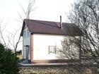 Новое foto Дома Небольшой современный качественный дом 84м 48396672 в Гатчине