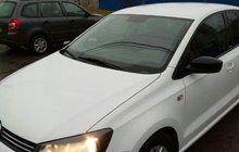 Volkswagen Polo 1.6AT, 2014, 136000км