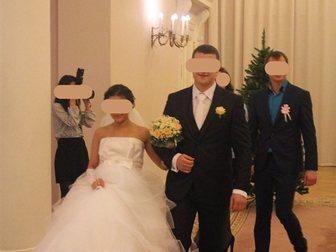Свежее фото  Продам свадебное платье 34145646 в Гатчине