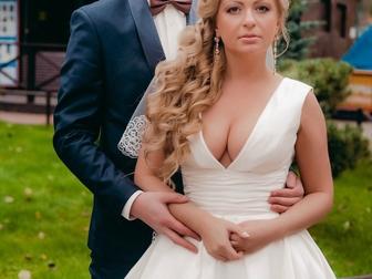 Уникальное изображение  Свадебное платье от Дома свадебной моды Анна Богдан 35649246 в Гатчине