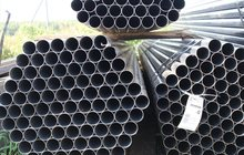 Трубы металлические круглые и профильные