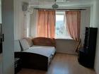 Хорошая комната с хорошим ремонтом. Мебель остается. Вид во