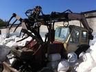 Фото в   Продам Трактор ЮМЗ Греферный погрузчик. Хорошее в Барнауле 150000