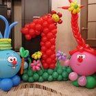 Оформление детских праздников в Городце, Заволжье и области