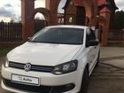 Volkswagen Polo 1.6 МТ, 2010, седан