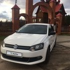 Volkswagen Polo 1.6МТ, 2010, седан