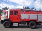 Изображение в   Технические характеристики Автоцистерна пожарная в Волгограде 5168400