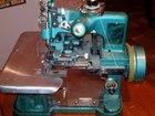 Фото в Бытовая техника и электроника Швейные и вязальные машины Продам оверлог в хорошем состоянии, купила в Гуково 12000