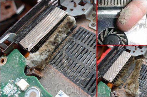 Как почистить ноутбук в домашних условиях от пыли