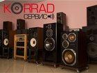 Смотреть фото Аудиотехника Аудиотехника,Аппаратура из Японии, Korrad 34456546 в Хабаровске