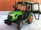 Новое фото Спецтехника Трактор SF-244 (SHIFENG Шифен 244),24л, с, , новый с кабиной 4*4 38930145 в Иркутске
