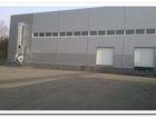 Вновь выстроенный теплый склад (+20 градусов), 4 ворот, высо