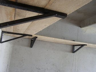 Смотреть foto Электрика (услуги) Полки в гараж 34590609 в Хабаровске