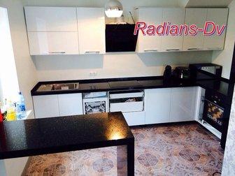 Увидеть фотографию  Столешницы из искусственного камня, компания Radians 38734311 в Хабаровске