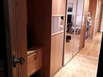 В связи с переездом продается 3-комнатная квартира с индивидуальной планировкой в Волочаевском городке (Центральный район) по пер,  Засыпному 8а,  Ни для кого не в Хабаровске