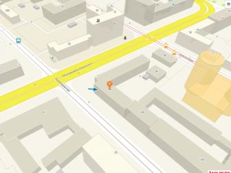 Помещение находится на красной линии пересечения улиц Муравьева-Амурского и Волочаевской, что гарантирует хороший пешеходный трафик и обеспечит Вам стабильный доход, в Хабаровске