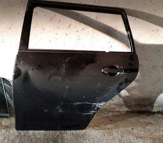 Фотография в Авто Автозапчасти Продается боковая левая задняя дверь на Toyota в Хабаровске 1500