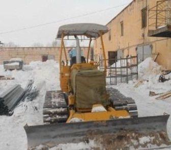 Фото в   Услуги бульдозера-планировщика, 10 т, до в Хабаровске 1200