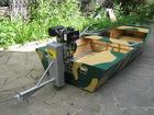 Скачать foto  Подвесные лодочные моторы болотоходы Аллигатор 35875466 в Ханты-Мансийске