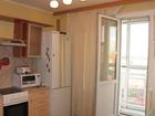 В квартире сделан евро ремонт, все комнаты выполнены в светл