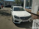 Mercedes-Benz E-класс 1.8AT, 2013, 68000км