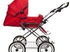Немецкая детская коляска eichhorn