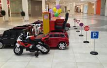 Детские электромобили для юных гонщиков
