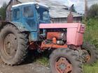 Фотография в Авто Продажа авто с пробегом Продам трактор Т-40АМ 1991 г. в, документы в Ирбите 0