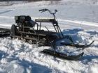Уникальное изображение Охота Лыжный модуль для мотобуксировщиков 31880636 в Иркутске