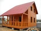 Строительство из бруса, коттеджи, дома, бани, гаражи, договор