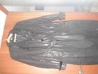 Изображение в Одежда и обувь, аксессуары Женская одежда Продам новый кожаный плащ (пальто) , цвет в Абазе 15000