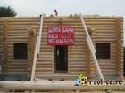 Фотография в Услуги компаний и частных лиц Разные услуги Экологичность сруба  Рубленный деревянный в Истре 1