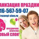 Ведущая на свадьбу в Истре и Красногорске