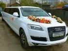 Скачать бесплатно foto Аренда и прокат авто Свадебный лимузин AUDI Q7 34351450 в Иваново